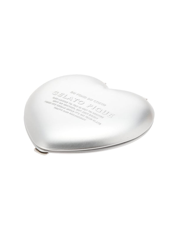 Heart Shaped Silver Mirror (PWGG185624)