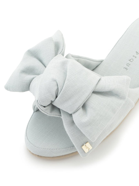 Summer Color Linen Room Shoes