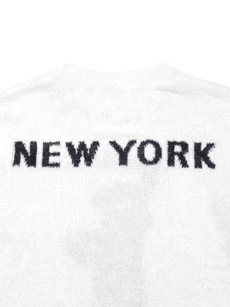 HOMME Smoothie New York Jacquard Pullover (PMNT185983)