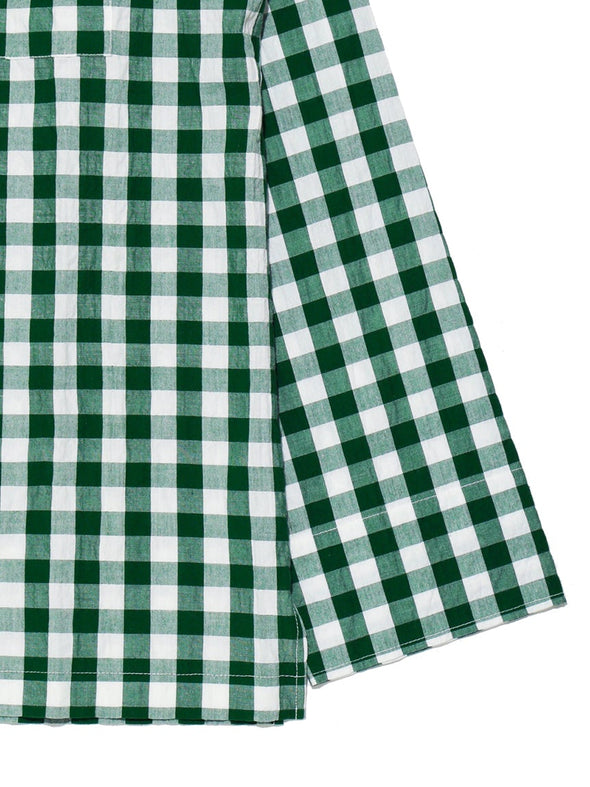 HOMME Gingham Check Shirt