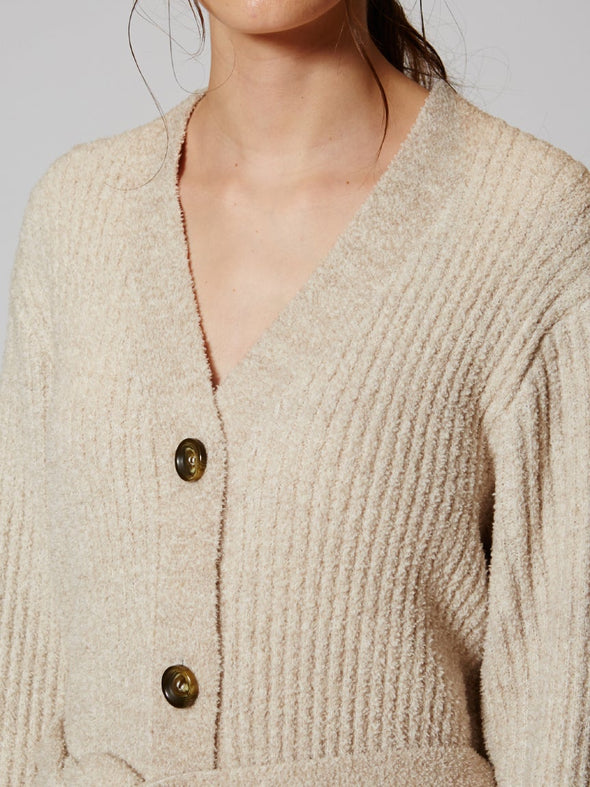 Hot Smoothie Long Cardigan