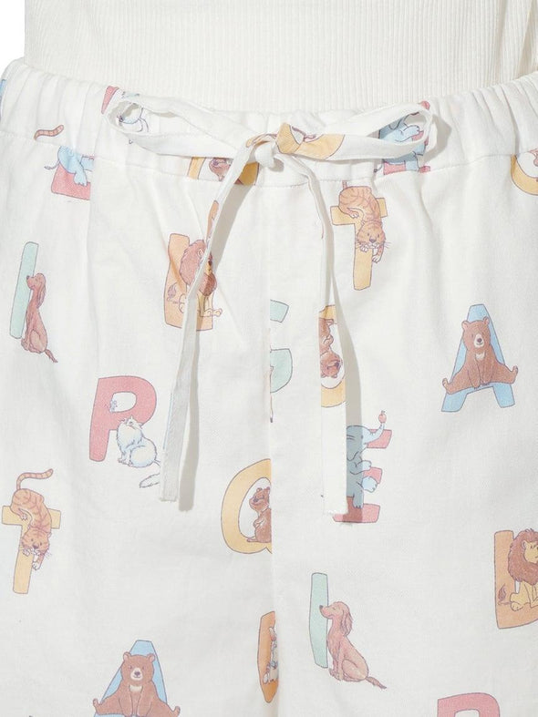 Alphabet Animal Shorts (PWFP191209)