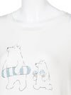 (Polar Bear Fair) One Point Cooling T-Shirt (PWCT192286)