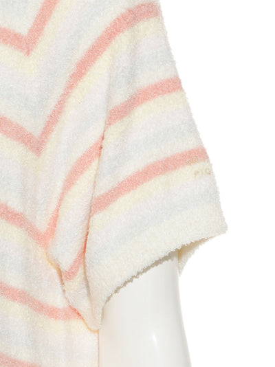 Smoothie Beach Border Pullover (PWNT182093)