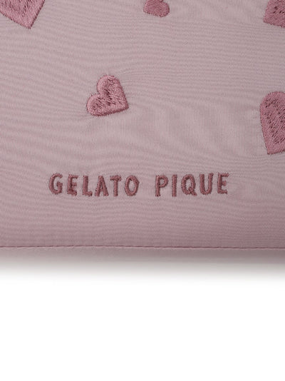 Hearts Satin Pouch (PWGB184628)