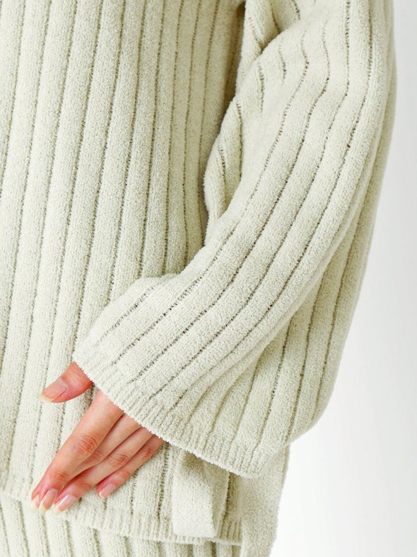 Airy Moco Pullover