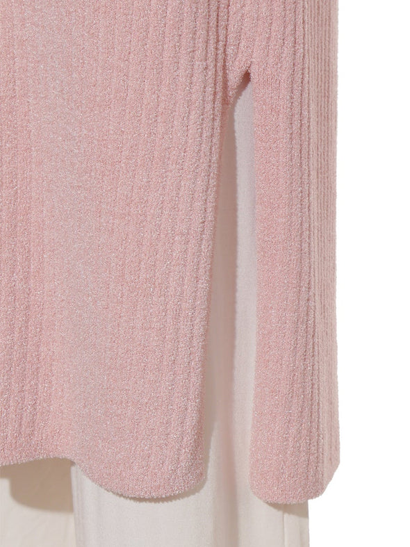 Milk Smoothie Long Cardigan (PWNT191078)