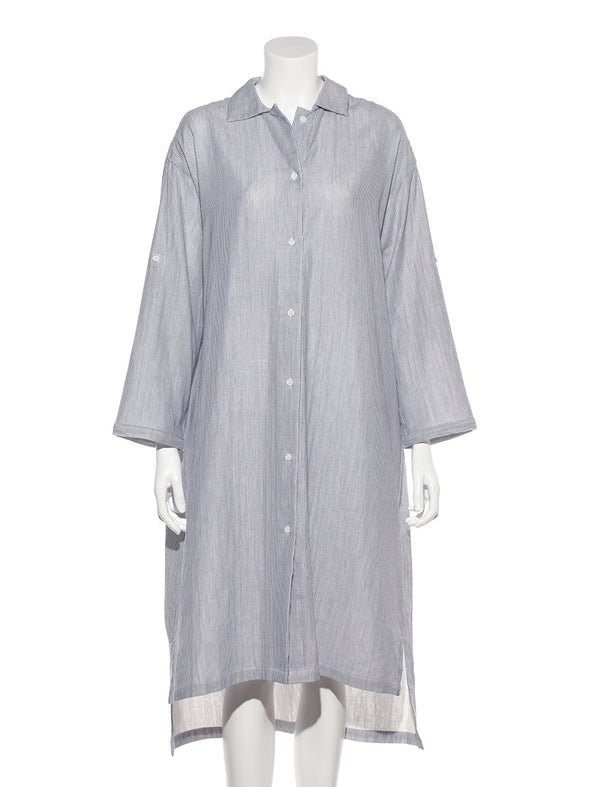 Hot Spring Double Gauze Dress(PWFO192206)