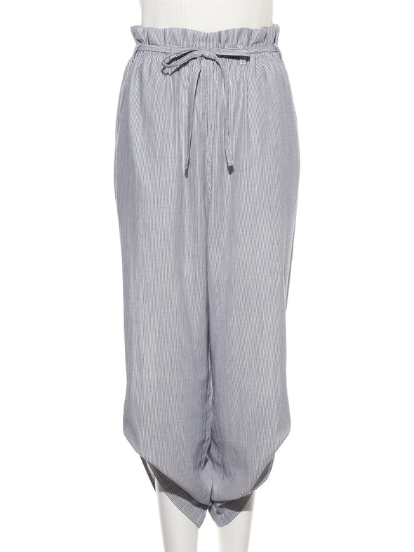 Hot Spring Double Gauze Pants(PWFP192205)