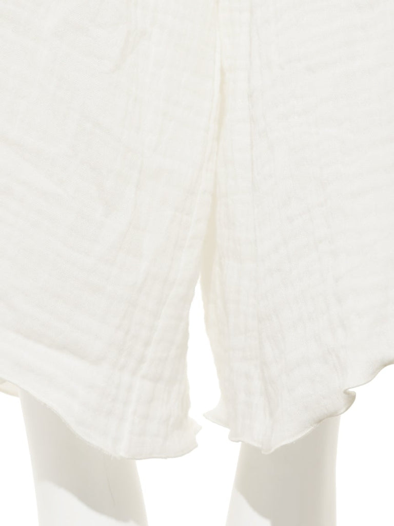 【10th】Double Gauze Pants (PWFP185364)