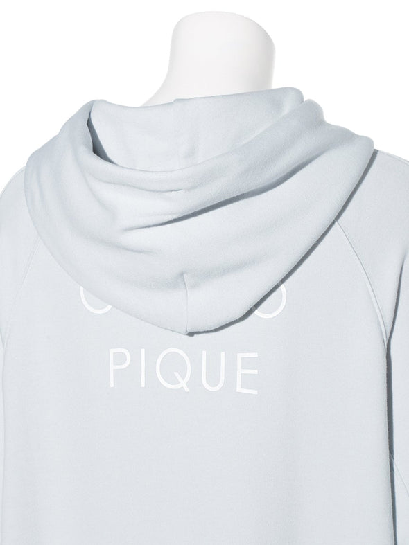 Logo Fleece Dress