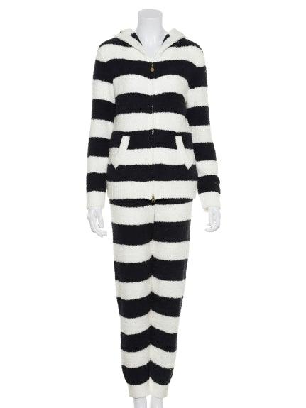 Baby Moco 2 Stripe Long Pants (PWNP181026)