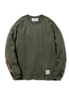 【MISTERGENTLEMAN×HOMME】SLEEVE SWITCHED L/S TEE