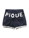 Smoothie Logo Jacquard Shorts