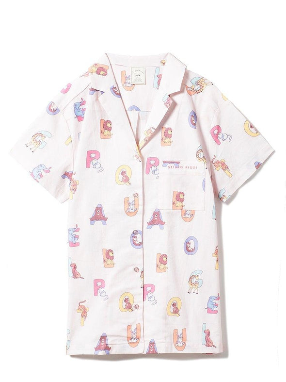 Alphabet Animal Shirt