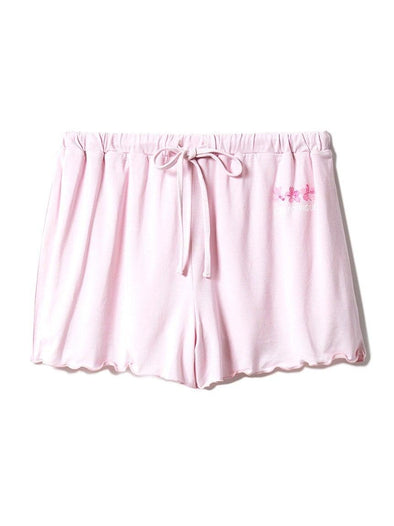 Cherry Blossom One Point Short Pants