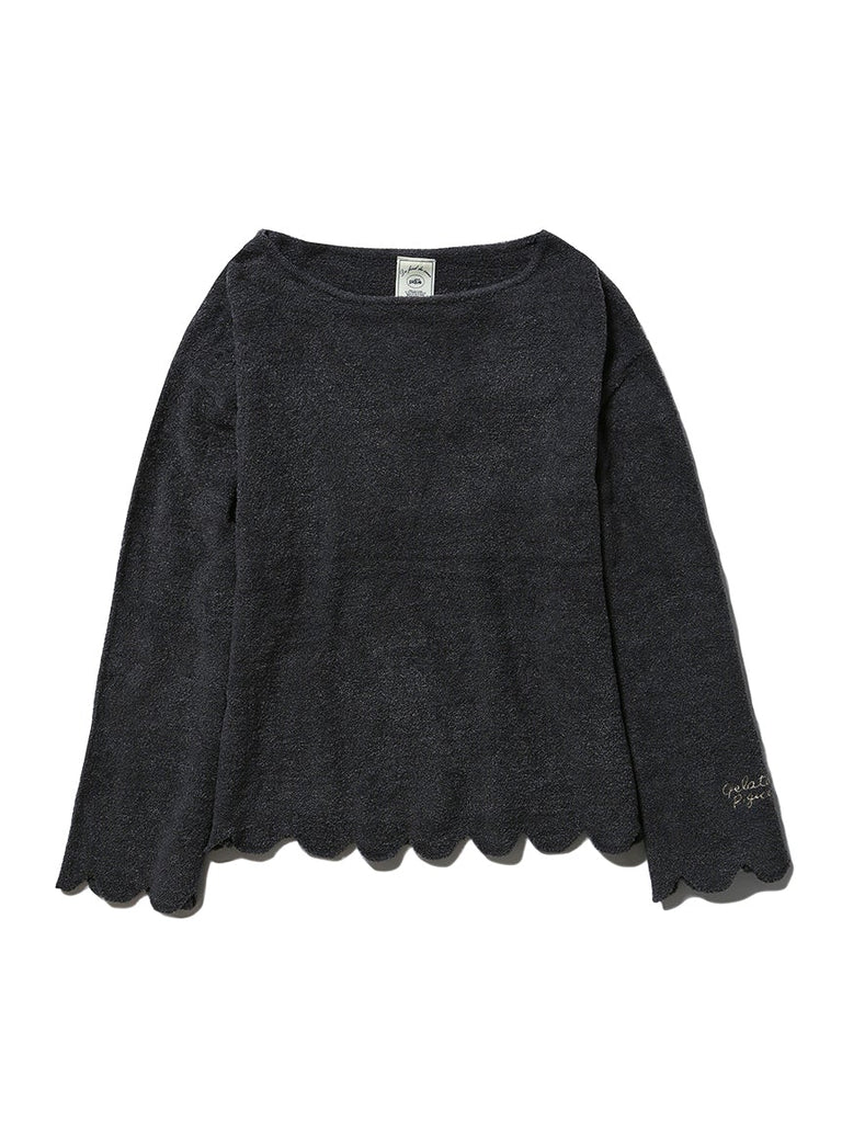 Smoothie Scalloped Pullover (PWNT192027)