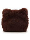 Cat Fur Pouch