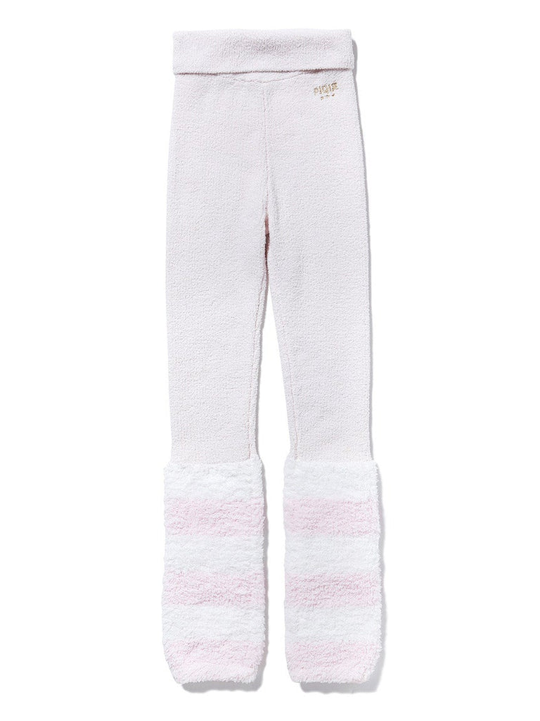 Gelato' 2 Border Leg Warmer Leggings (PWNP191054)