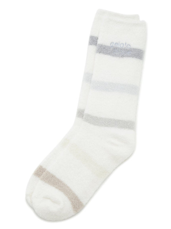 Smoothie 6 Border Socks