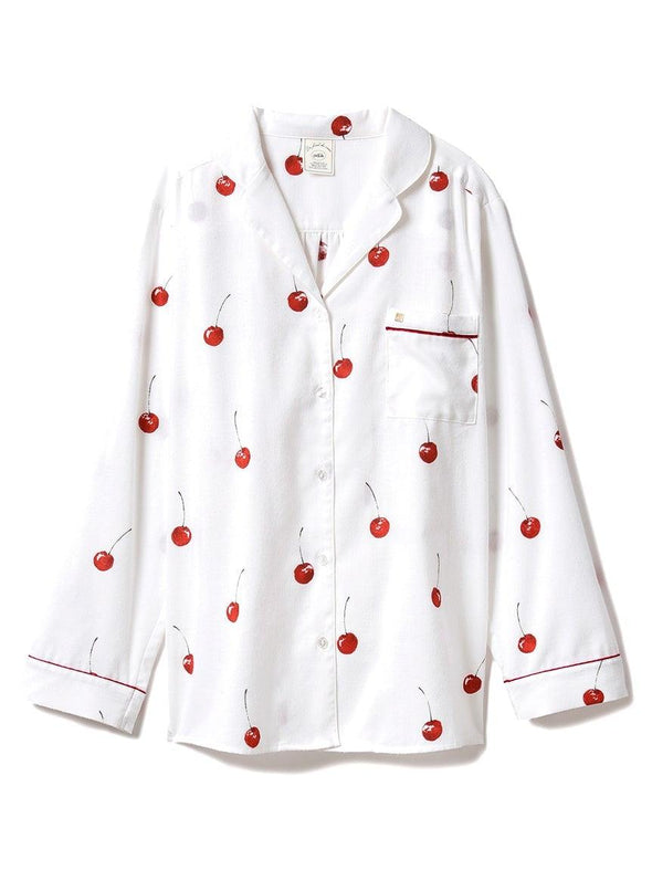 Cherry Pattern Shirt