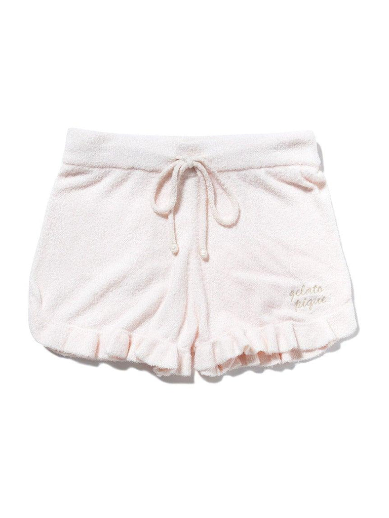 'Smoothie' Frill Shorts (PWNP191032)