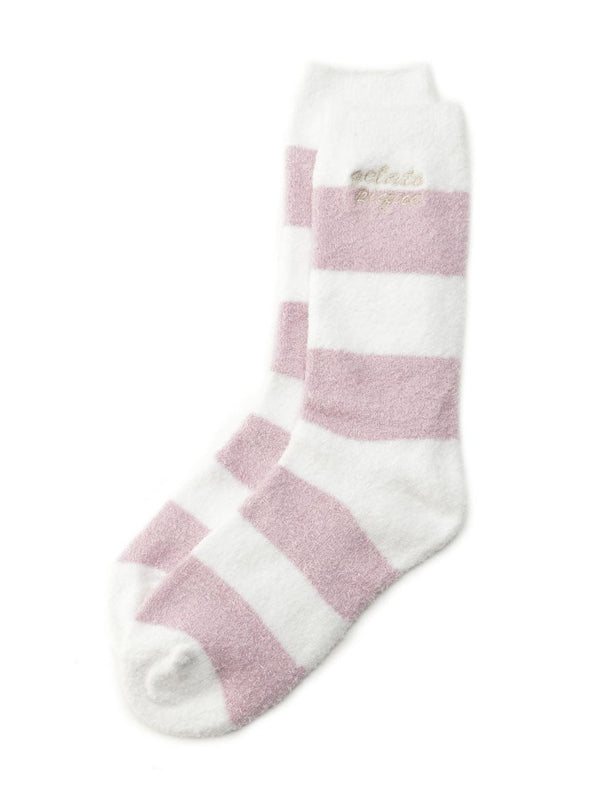 Smoothie 2-Border Socks (PWGS192515)