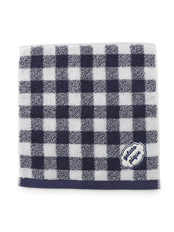 Gingham Check Hand Towel (PWGG191638)