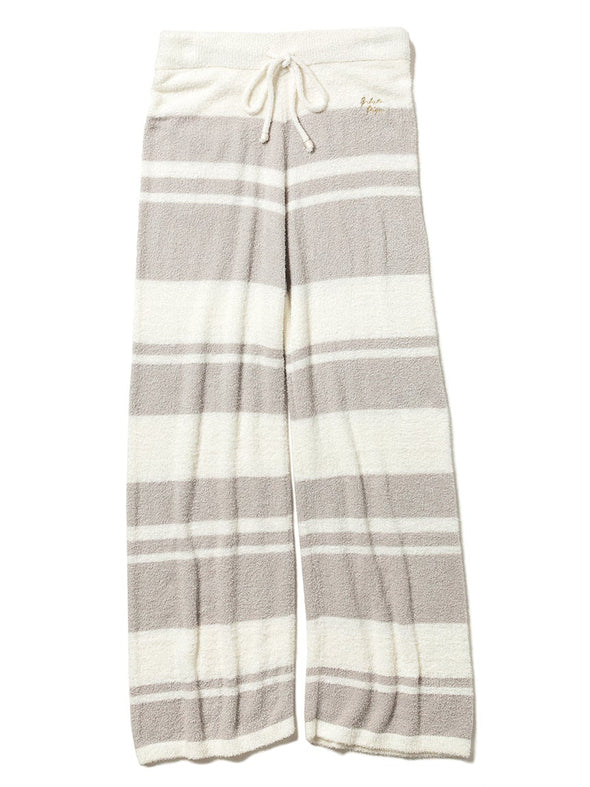 Smoothie X Bamboo Striped Long Pants (PWNP181038)