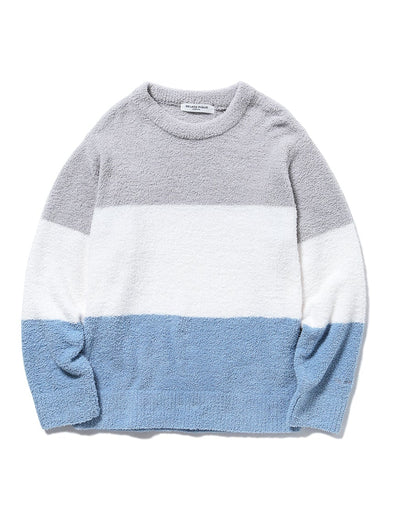 HOMME Baby Moco Block Border Pullover (PMNT191901)