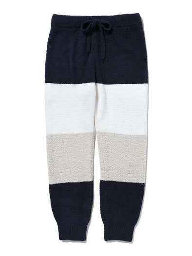 HOMME Baby Moco Block Border Long Pants
