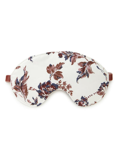 Vintage Flower Eye Mask