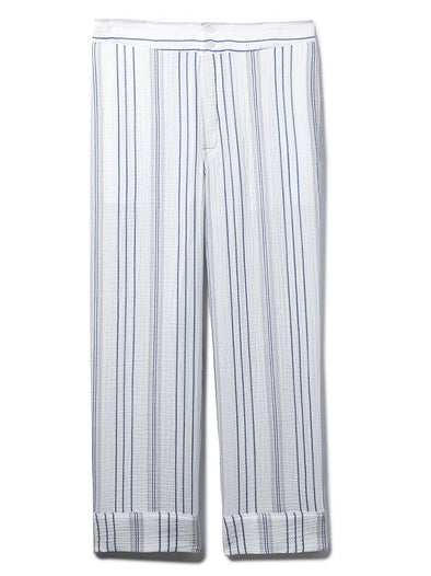 HOMME Cotton Long Pants