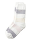 Smoothie 4-Border Socks(PWGS192527)