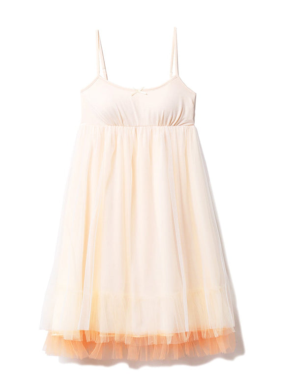 Gradation Tulle Dress