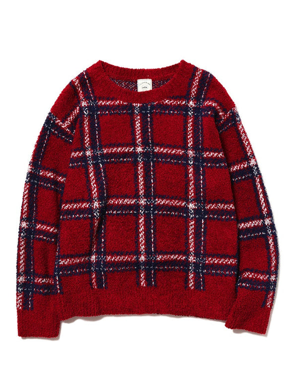 Powder Check Pullover