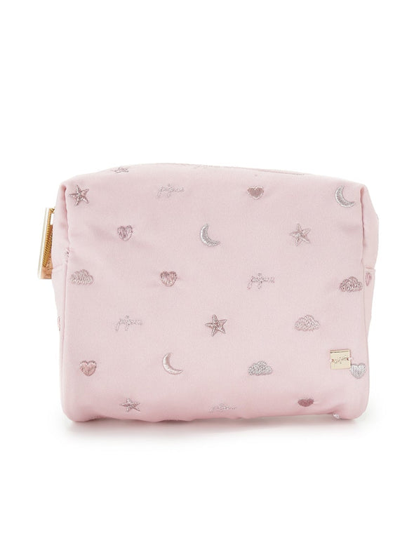Motif Embroidery Pouch (PWGB191608)