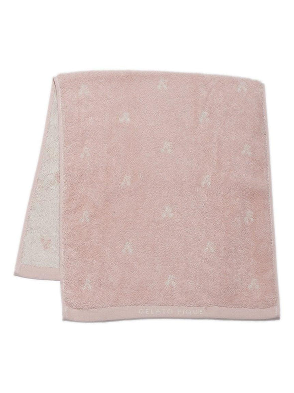 Cherry Face Towel