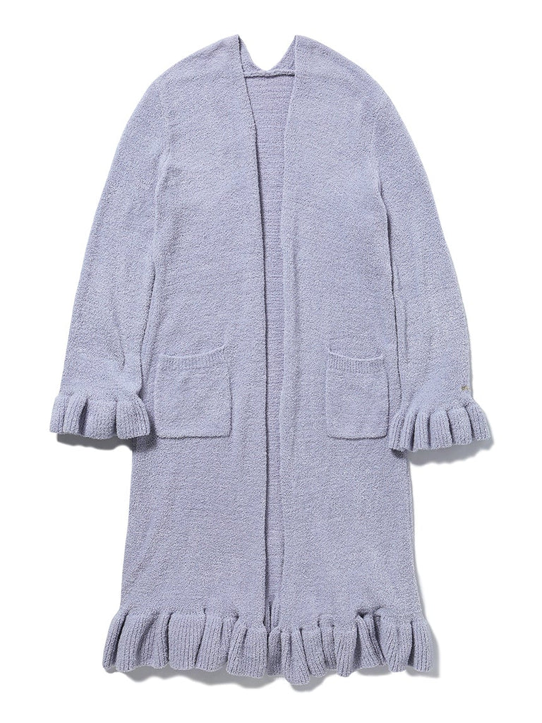 Smoothie Frill Long Cardigan (PWNT191082)
