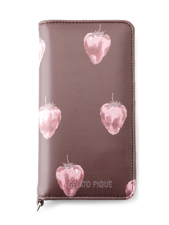 Strawberry Chocolate iPhone Case