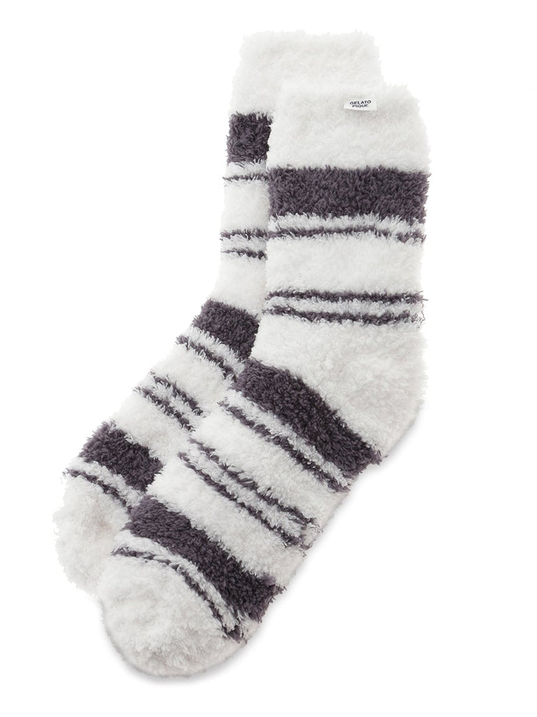【Limited Edition】HOMME Gelato Striped Socks (PMGS185945)