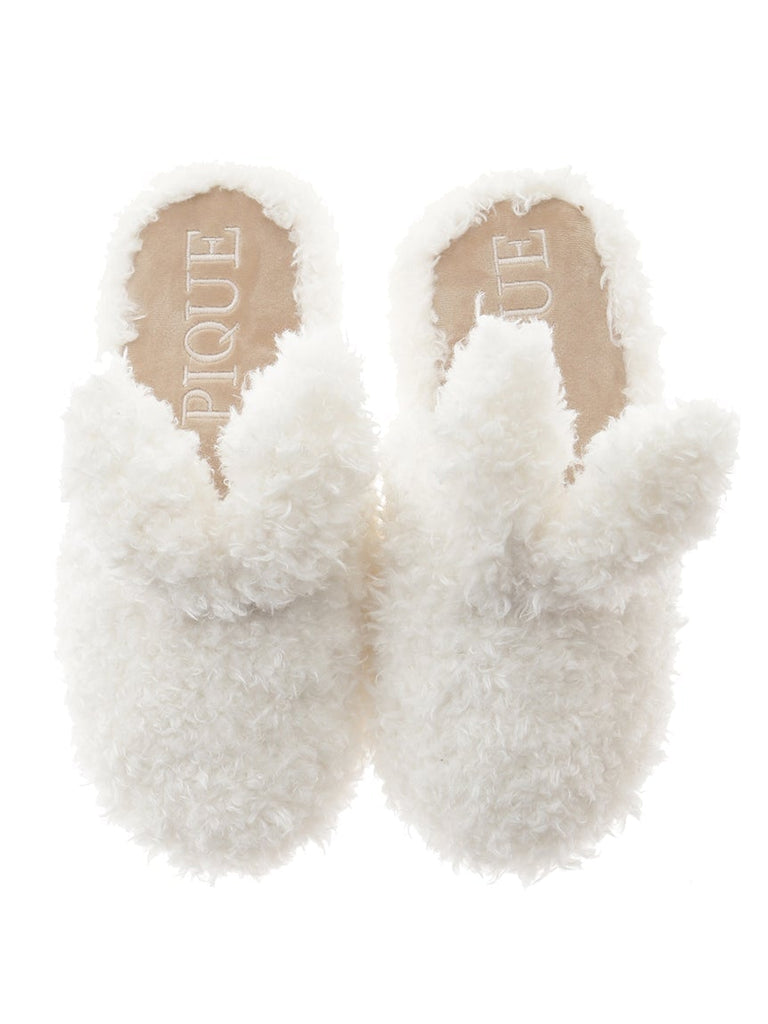 Rabbit Eco-fur Room Shoes(PWGS185689 )