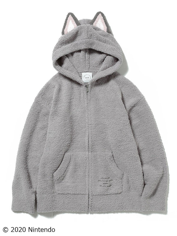 【Animal Crossing New Horizons】Character Hoodie (GRAY)