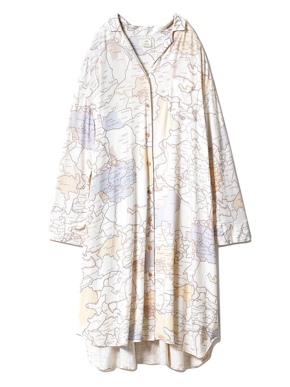 MAP Shirt Dress
