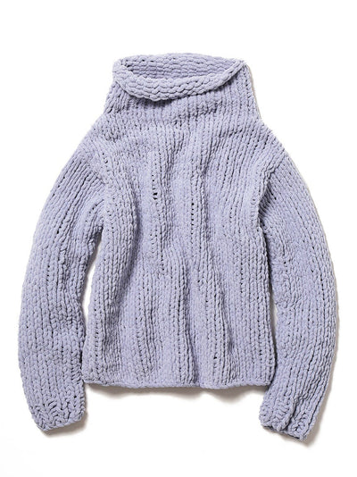 Mall High Neck Pullover (PWNT184058)