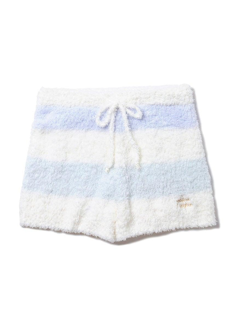 Gelato 5 Color Stripe Shorts (PWNP185038)