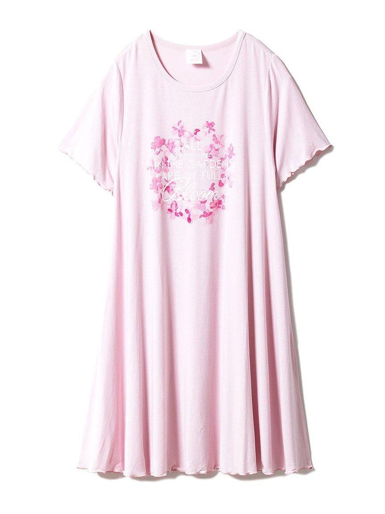 Cherry Blossom One Point Dress (PWCO191228)