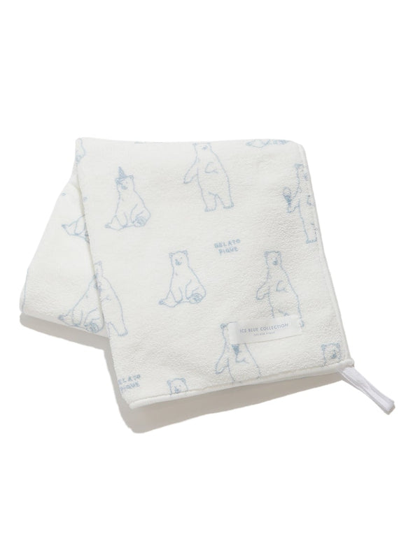 【Polar Bear Fair】Polar Bear Small Towel