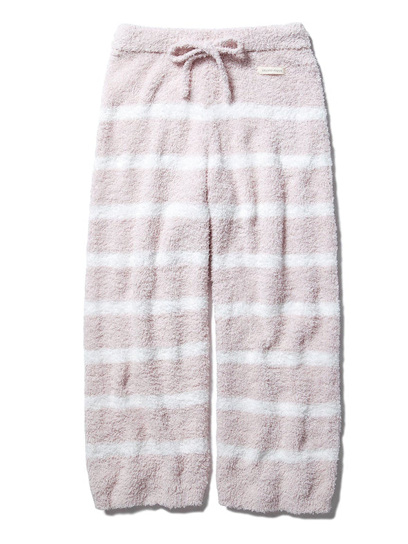 Soft Gelato Naval Border Long Pants