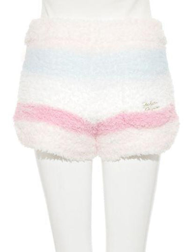 Gelato Random Border Short Pants (PWNP175017)